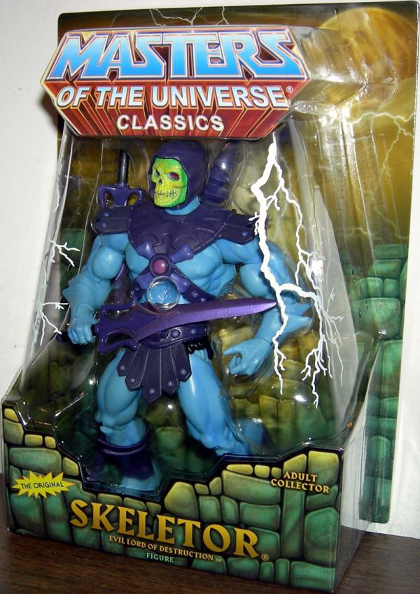 Skeletor Classics Re-Release Action Figure Masters of the Universe