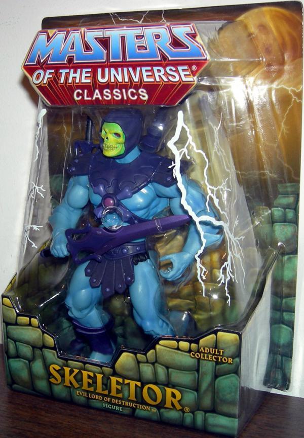 Skeletor Classics Figure Masters Universe Mattel
