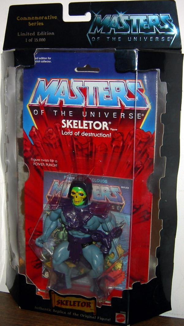Skeletor Commemorative Series