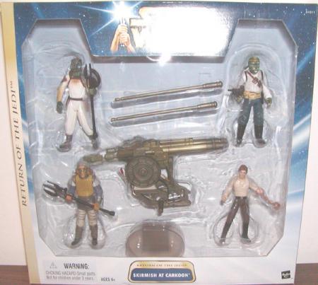 Skirmish Carkoon 4-Pack