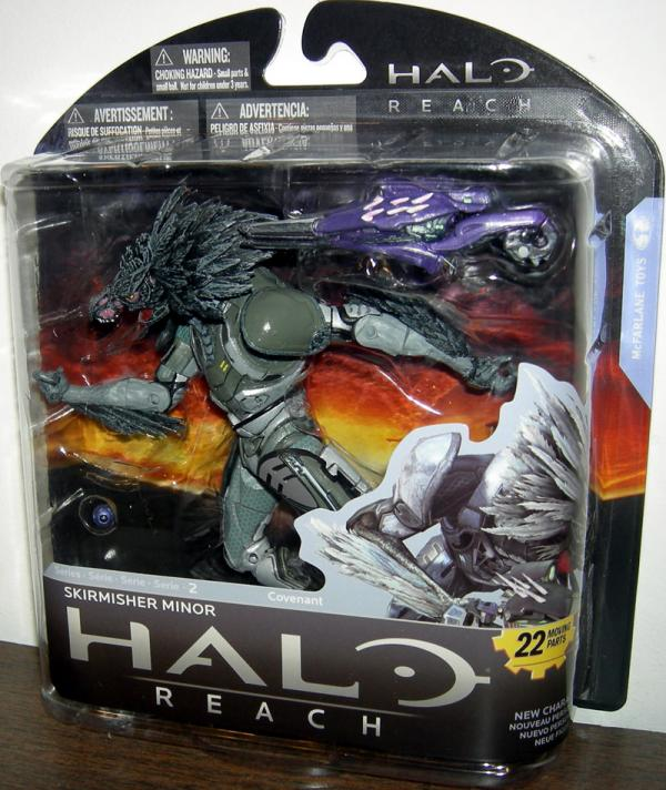 Skirmisher Minor Halo Reach action figure