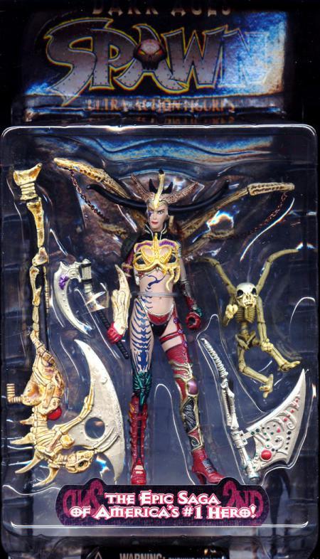 The Skull Queen repaint