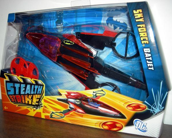 Sky Force Batjet Stealth Strike