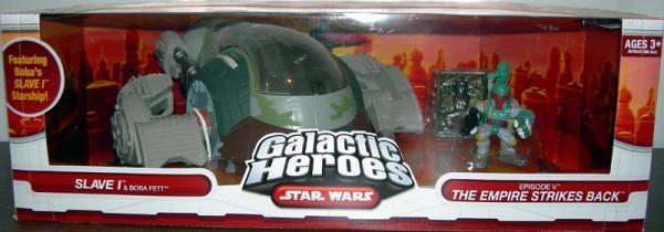 Slave 1 Boba Fett Galactic Heroes