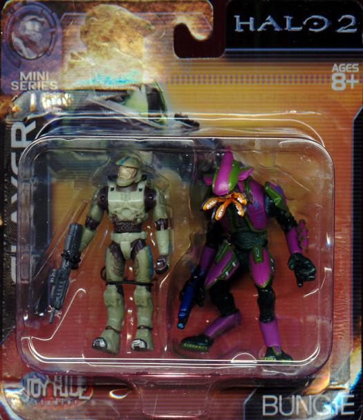 Slayer 2-Pack Halo 2, Mini Series 2