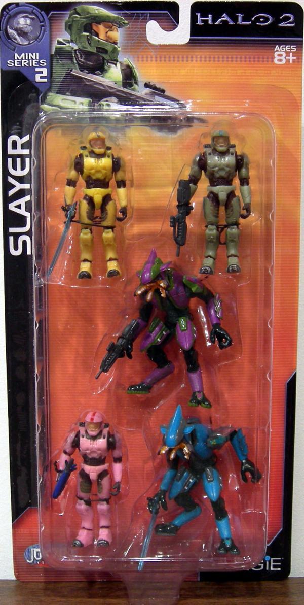 Slayer 5-Pack Halo 2, Mini Series 2