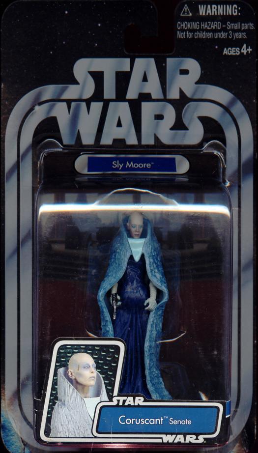 Sly Moore Figure Coruscant Senate Star Wars
