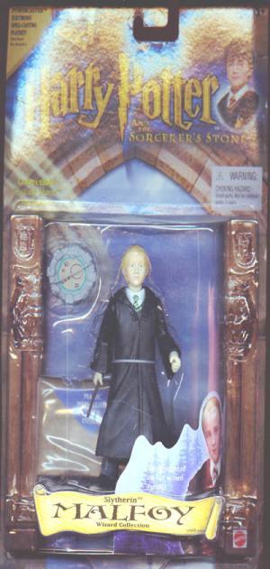 Slytherin Malfoy
