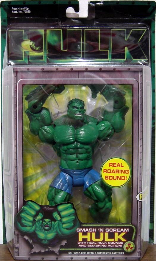 Smash N Scream Hulk movie