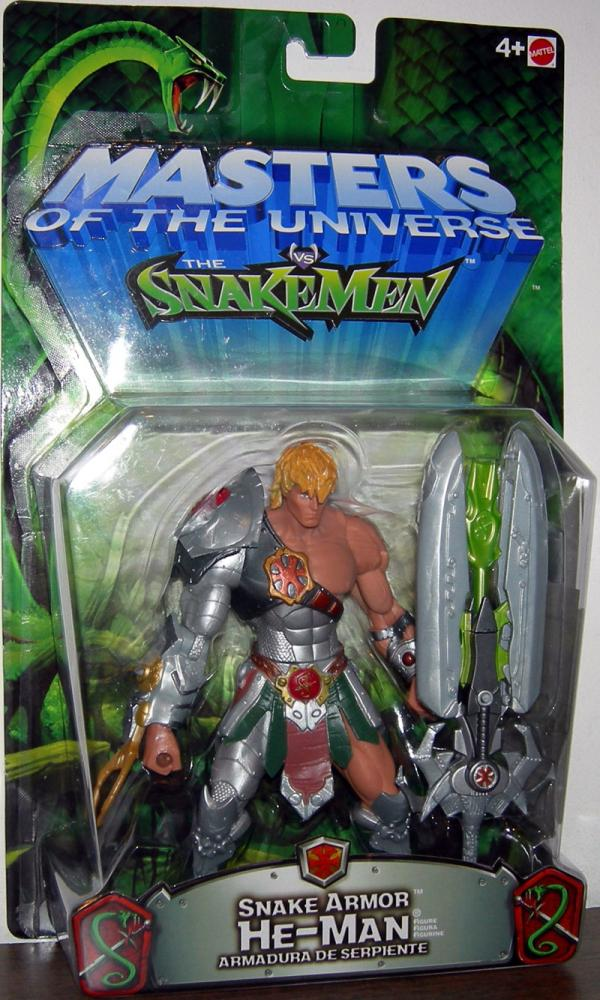 Snake Armor He-Man Masters Universe action figure