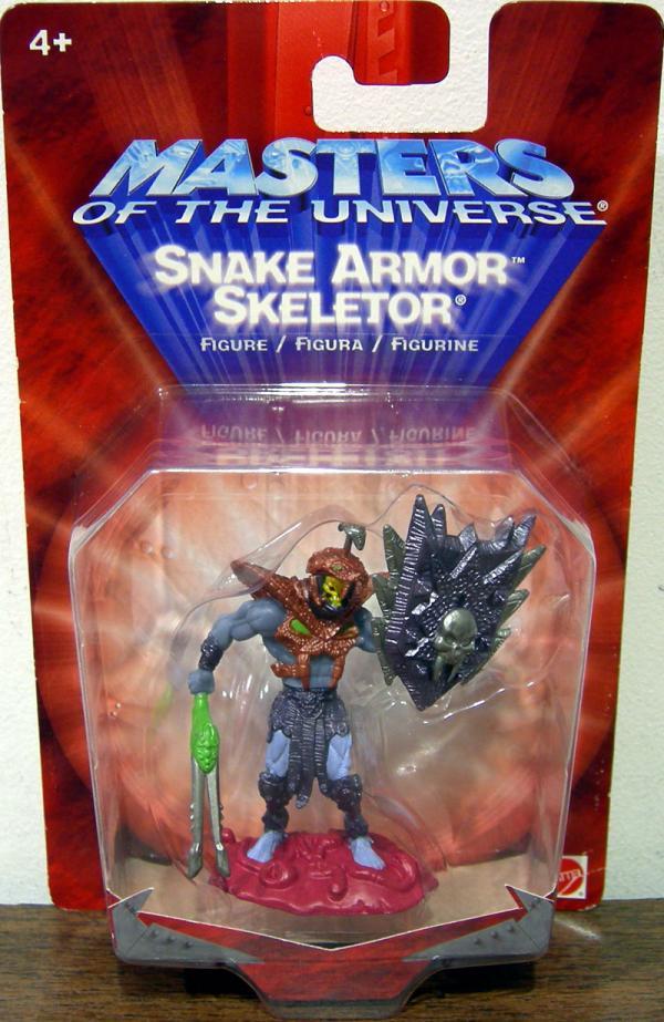 Snake Armor Skeletor mini