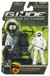 Snake Eyes - Arctic Assault Rise Cobra