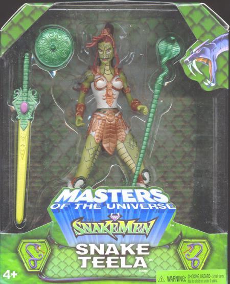 Snake Teela