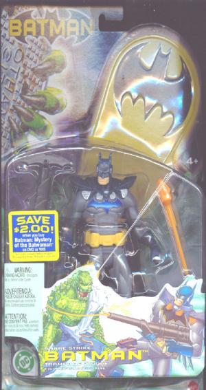 Snare Strike Batman