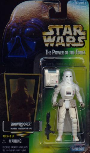 Snowtrooper green card