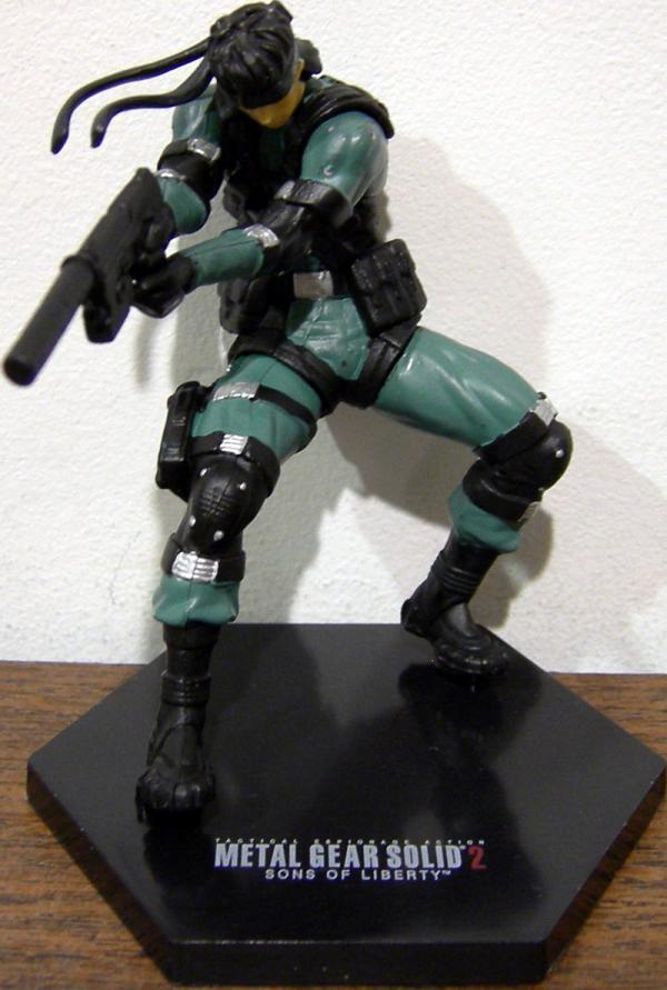 Solid Snake Konami