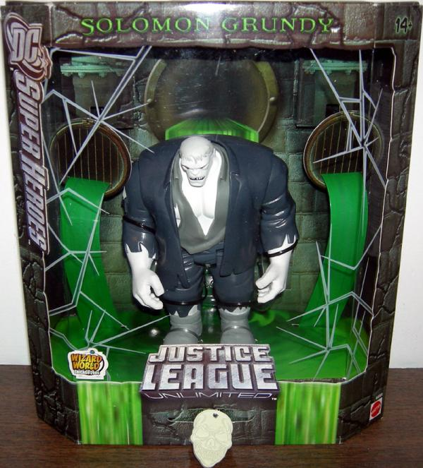 Solomon Grundy Chicago Wizard World Exclusive