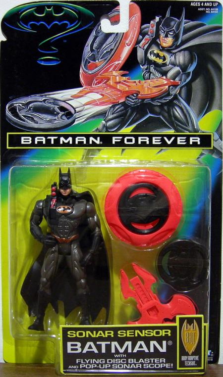 Sonar Sensor Batman Forever action figure