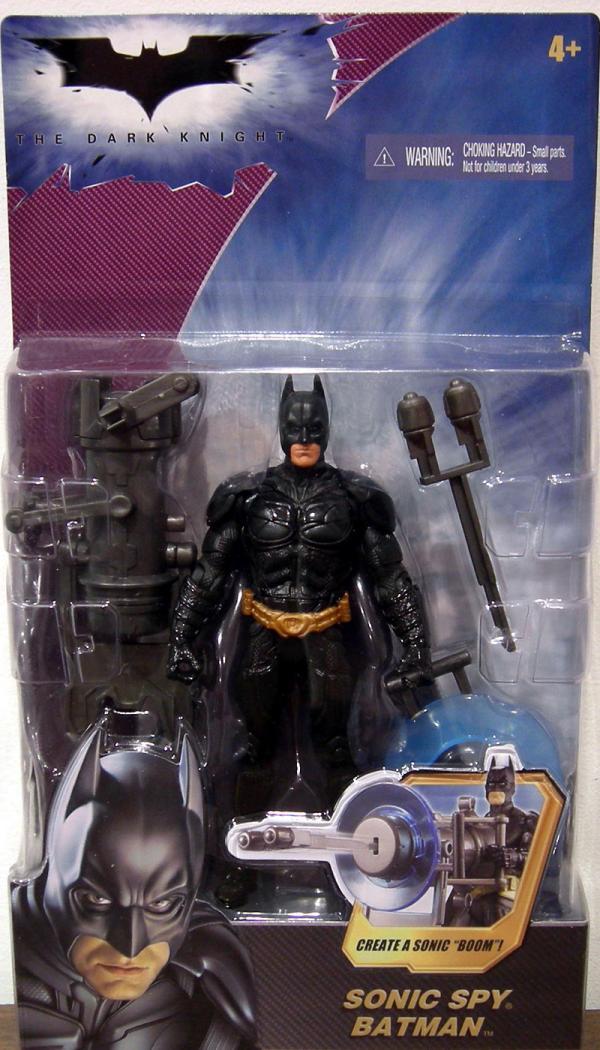 Sonic Spy Batman Dark Knight
