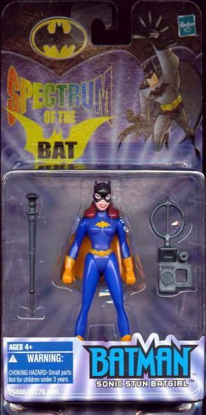 Sonic Stun Batgirl