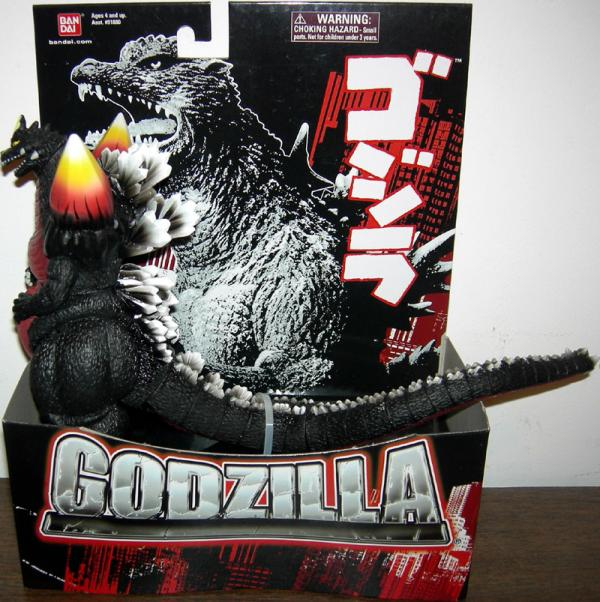 SpaceGodzilla 2011 Action Figure Ban Dai