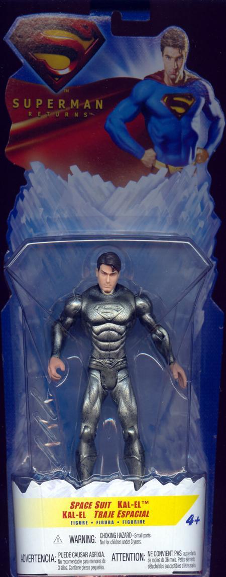 Space Suit Kal-El