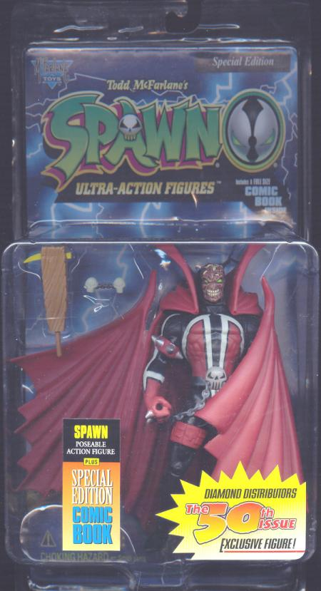 Spawn 50th