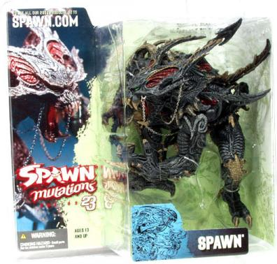Spawn Mutations Series 23 action figure