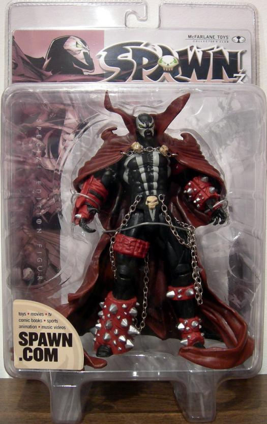Spawn III Collectors Club Exclusive