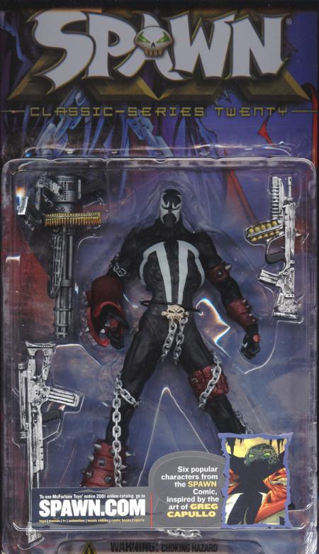 Spawn VI masked