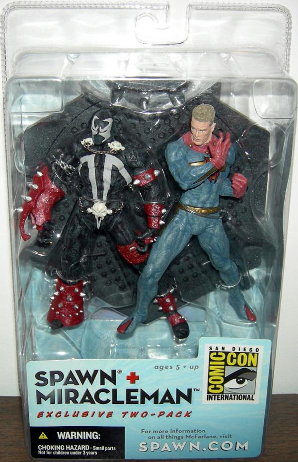 Spawn Miracleman 2-Pack