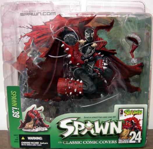 Spawn i039 Masked Classic Comic Covers action figure