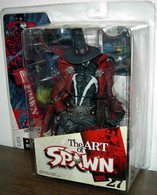 Spawn i119 Figure Series 27 McFarlane Toys