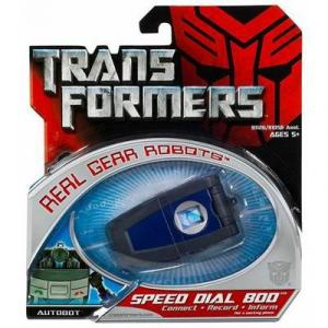 Speed Dial 800 Movie Real Gear