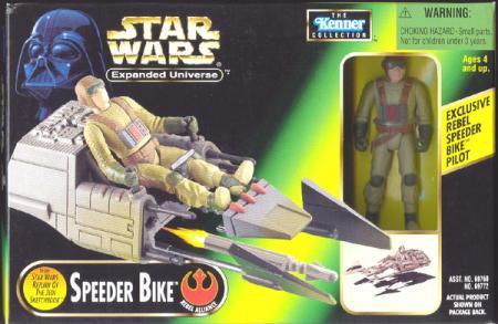 Speeder Bike Expanded Universe