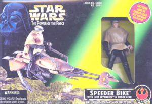 Speeder Bike Luke Skywalker Endor Gear