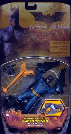 Speed Sled Batman Batman Begins