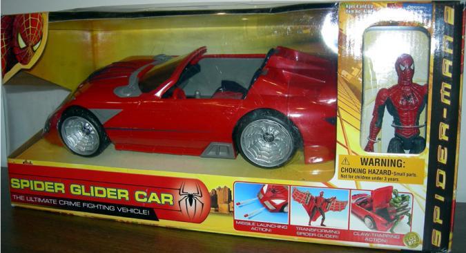 Spider Glider Car 2