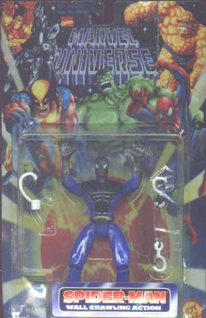Spider-Man Wall Crawling Action Figure Marvel Universe