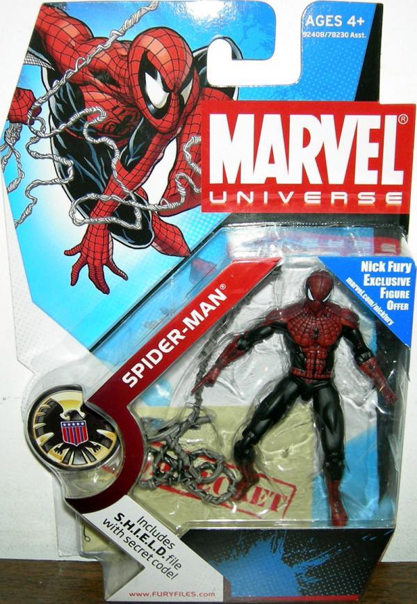 Spider-Man Marvel Universe, 032