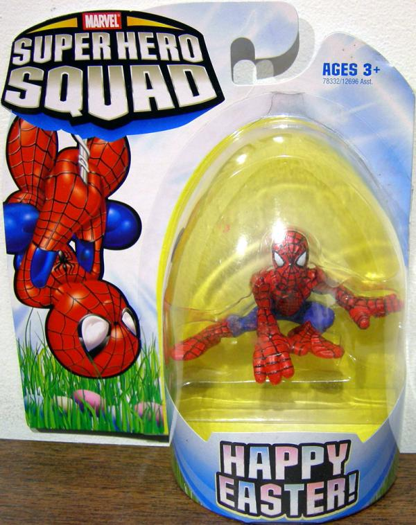 Spider-Man Super Hero Squad, Happy Easter