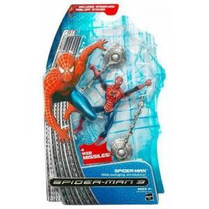 Spider-Man web swinging acrobatics Spider-Man 3