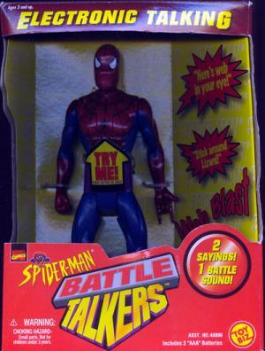 Spider-Man Battle Talkers