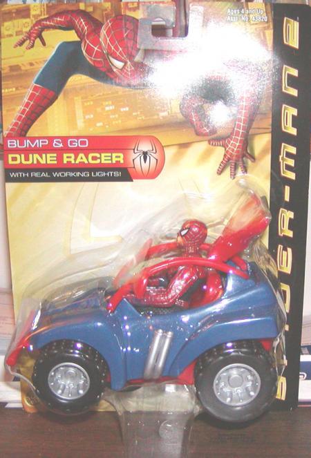 Spider-Man 2 Bump Go Dune Racer