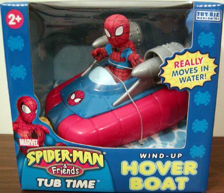 Spider-Man Hover Boat
