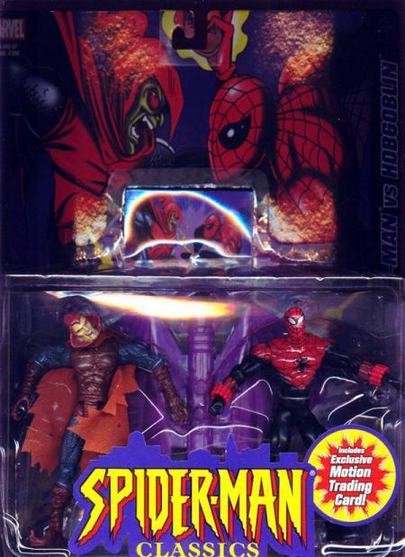 Spider-Man vs Hobgoblin Classic