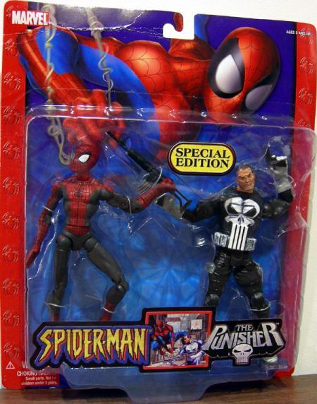 Spider-Man vs Punisher Classic