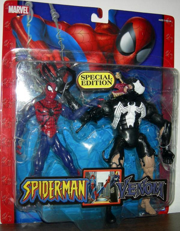 Spider-Man vs Venom Classic