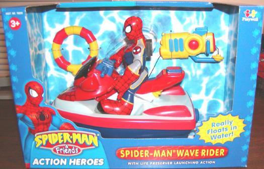 Spider-Man Wave Rider
