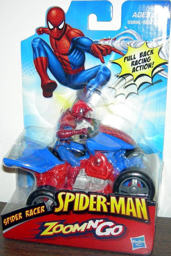 Spider Racer Zoom N Go